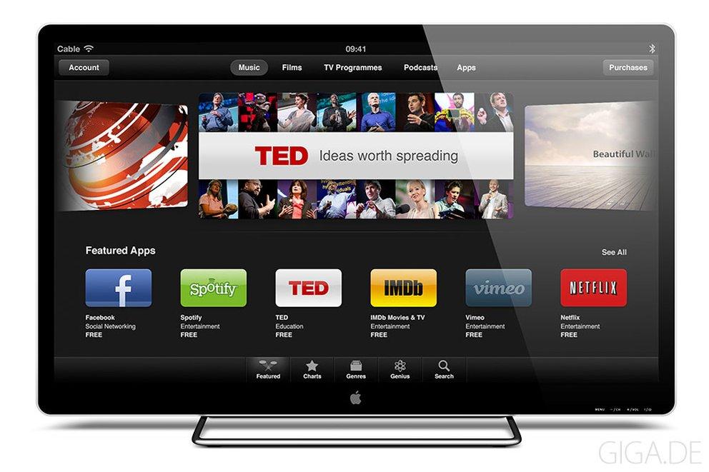 Gerüchte um neues Apple-TV-Produkt im November
