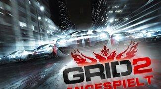 GRID 2 Angespielt: Spaß ohne Cockpit?