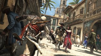 Assassin's Creed 4: Neuer Trailer zum Piratenspektakel