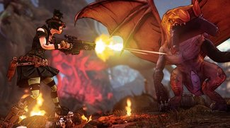Borderlands 2: Die ersten 5 Minuten von Tiny Tina's Assault on Dragon Keep