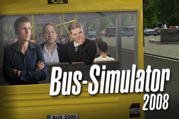 GIGA Failplay - Bus Simulator 2008