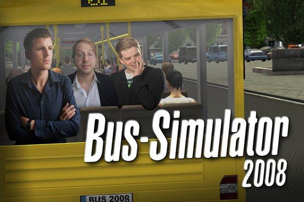 GIGA Failplay - Bus Simulator 2008