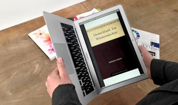 MacBook als Portrait-Monitor: Display Rotation Menu im Check (Tipp)