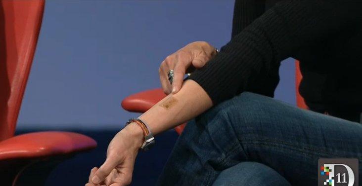 Interview mit Motorola: X-Fon, elektronische Tattoos und 18-Bit Pillen