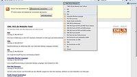 Firefox RSS: Mit dynamischen Lesezeichen immer up-to-date