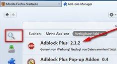 Firefox Adblock Plus: Werbung aus Webseiten entfernen