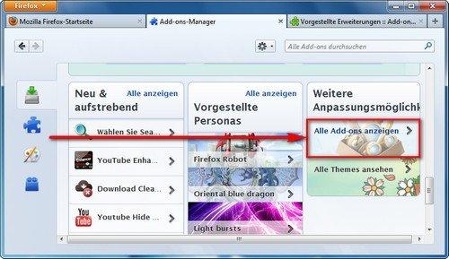 Firefox Add-on Download
