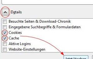 Firefox gibt keine Rückmeldung: Was tun, wenn der Browser einfriert?