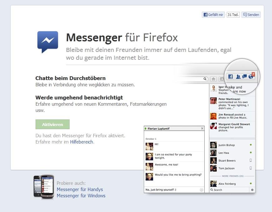 Facebook Ticker Aktivieren
