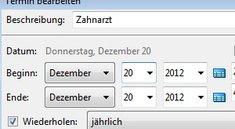 Reminderfox: Der Firefox Kalender zur Organisation von Terminen