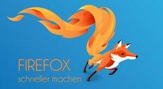 Firefox schneller machen: So beschleunigt ihr euren Browser