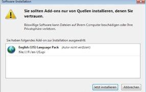 Firefox Sprache ändern: So funktioniert es