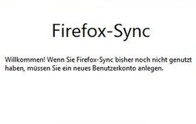 Firefox Sync: Lesezeichen und Add-ons synchronisieren