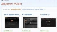 Firefox Themes: Das Aussehen individuell anpassen