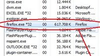 Firefox wird bereits ausgeführt: Firefoxprozess im Hintergrund beenden