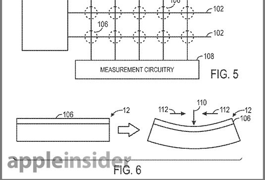 "Apple-Patentantrag: Biegsames (iWatch-?)Display für ""3D""-Bedienung"