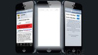 FrontFlash: iPhone-Display als Blitzlicht für Frontkamera [Cydia]