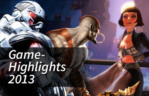 Die Game-Highlights des Jahres 2013