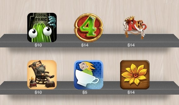 Neues Spiele-Bundle für den Mac: Lege den Preis selbst fest