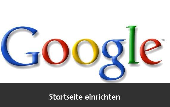 google chrome startseite einrichten