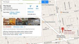 Neues Google Maps: Neues Design, bessere Features