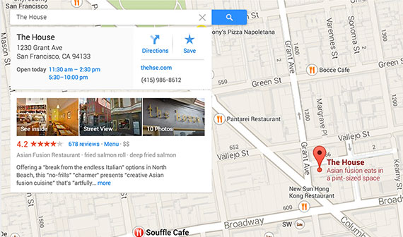 Neues Google Maps: Neues Design, bessere Features