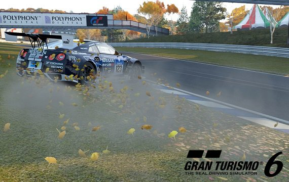 Gran Turismo 6: Racing-Sim geht in die nächste Runde