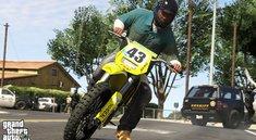 GTA 5: Muscle Cars & Bikes auf vier neuen Screenshots