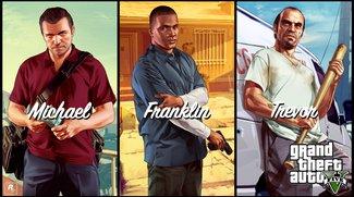 GTA 5: Wallpaper zu den Hauptcharakteren veröffentlicht