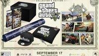 GTA 5: Rockstar enthüllt Special & Collector's Editions