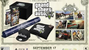 GTA 5: Rockstar enthüllt Special & Collector's Editions