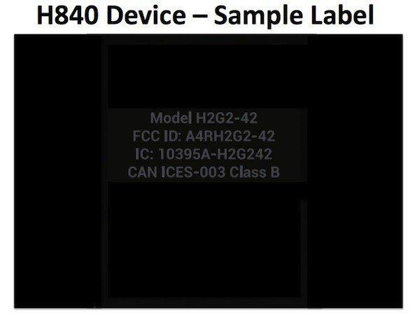 Google H840