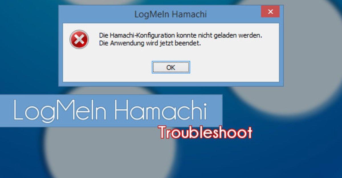 hamachi geht nicht online mac