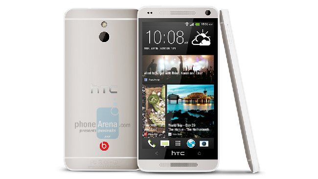 HTC One M4 mini Leak