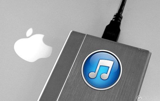 iTunes-Mediathek verschieben: Musik und Filme auf externe Festplatte auslagern