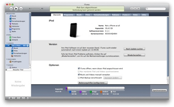 Iphone Musik Itunes Ubertragen