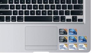 Steve Jobs Meinung zu Intel-Stickers (Video) + Tipp zum Entfernen