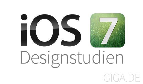 iOS 7 Designstudien