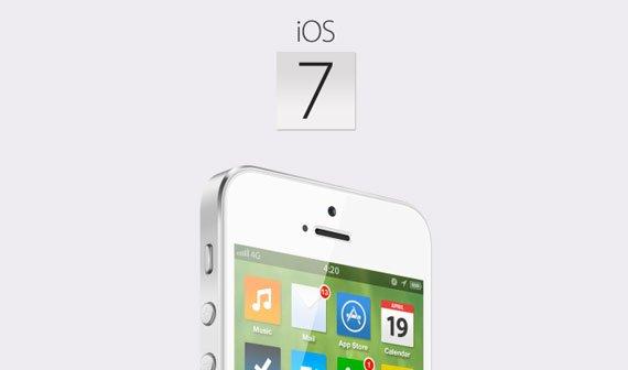 iOS 7: Beeindruckendes Konzept zeigt, wie schlichteres Design aussehen könnte