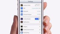 iOS 7: Flaches Design, Panorama-Wallpaper, besseres Siri und mehr im Konzept