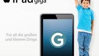 iPad Maxi für 2014: Die Gerüchteküche kocht ein Süppchen