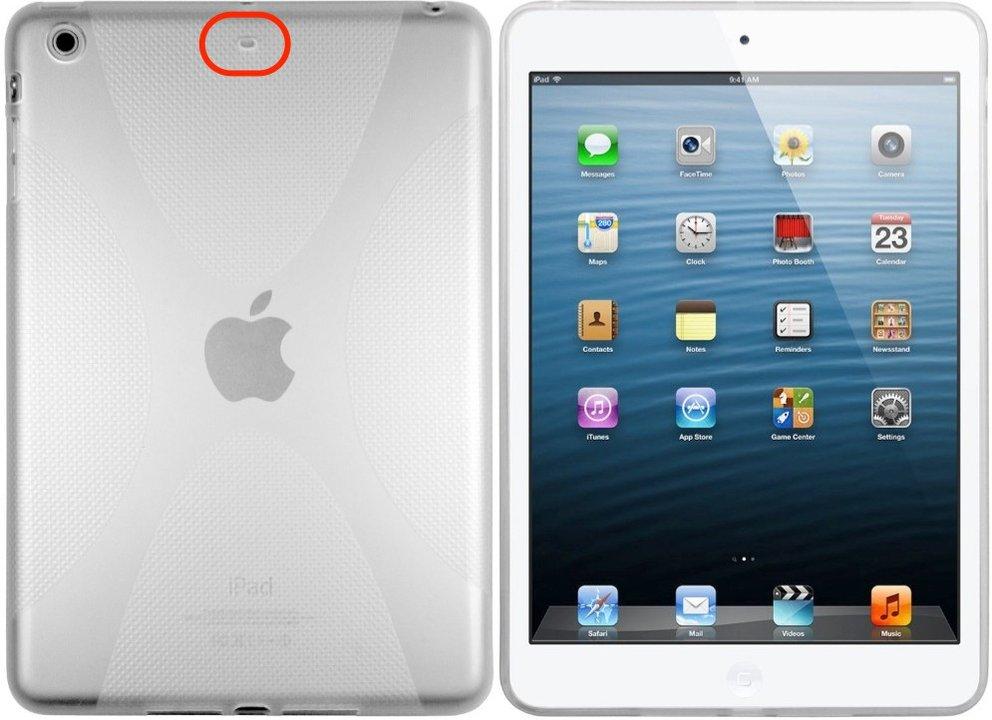 iPad mini Schutzhülle