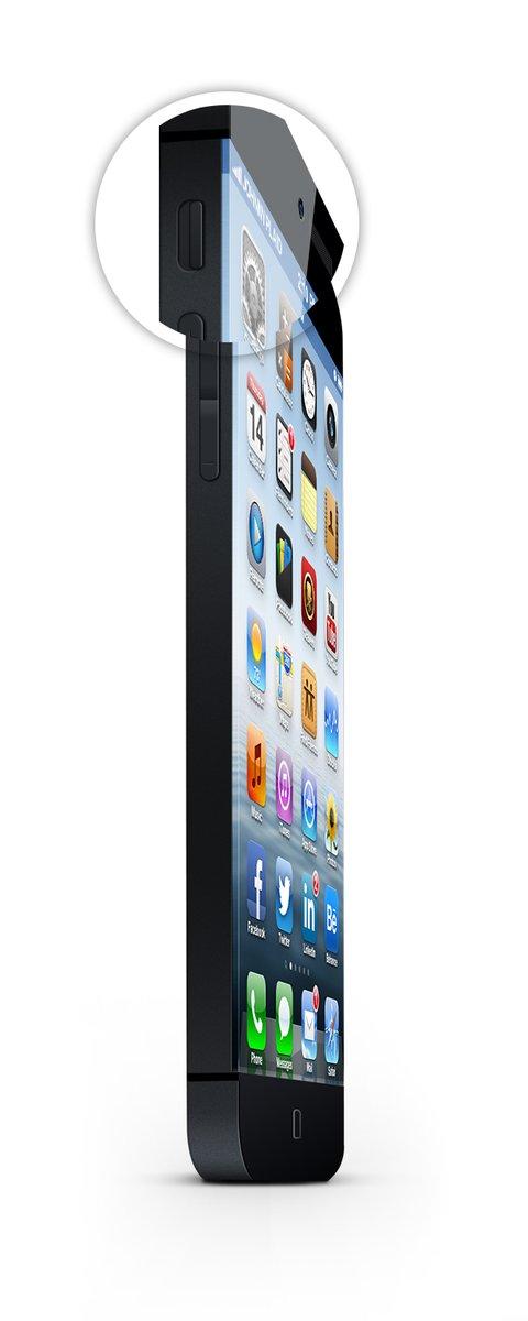 iPhone 6 Design-Konzept: Rahmenloser Touchscreen