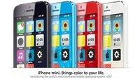 iPhone mini: Sehenswertes Konzept fasst Gerüchte zusammen