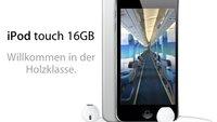 Neuer iPod touch: Apple knausert beim Budget-Modell (Kommentar)