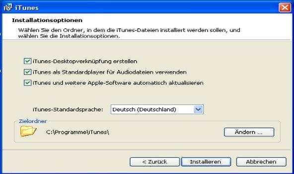 iTunes 64 Bit für Windows: Hinweise zu Installation und