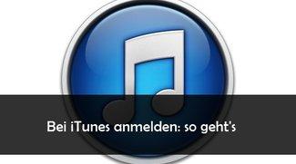 In iTunes anmelden: so geht's kostenlos am PC