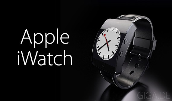 iWatch: Apple testet 1,5 Zoll OLED-Touchscreen, Mockups zeigen Design