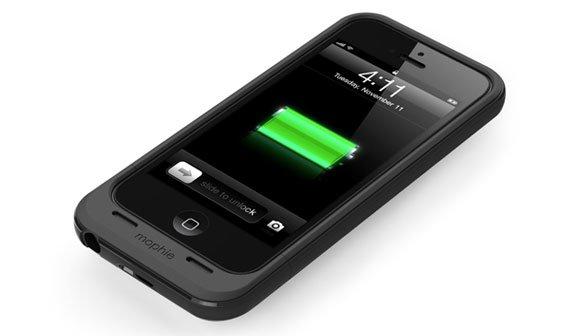 Mophie Juice Pack Plus für iPhone 5: Akku-Case mit 2100 mAh vorgestellt