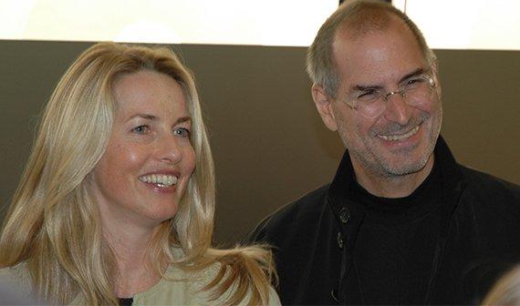Steve Jobs' Familie spendet seit Jahren anonym